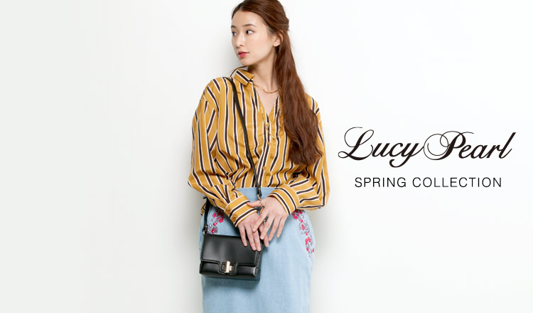 LUCY PEARL SPRING COLLECTION