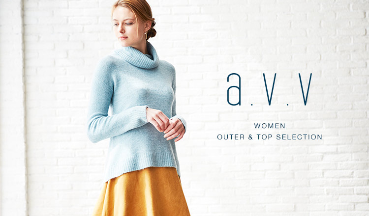 a.v.v Women OUTER & TOP SELECTION