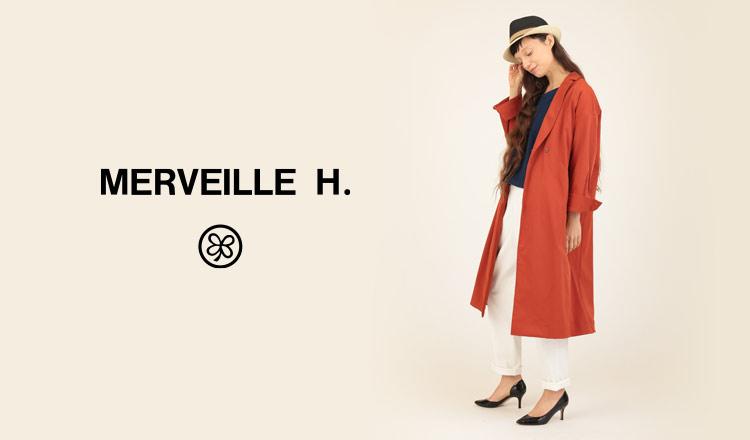 MERVEILLE H.(メルベイユアッシュ)