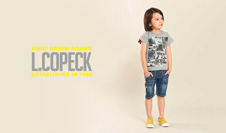 KID'S DENIM BRAND L.COPECK