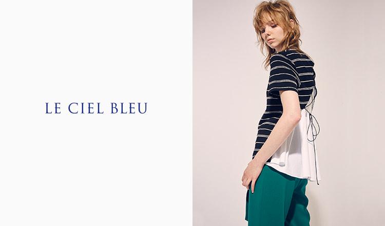 LE CIEL BLEU -RECOMMEND TOPS-