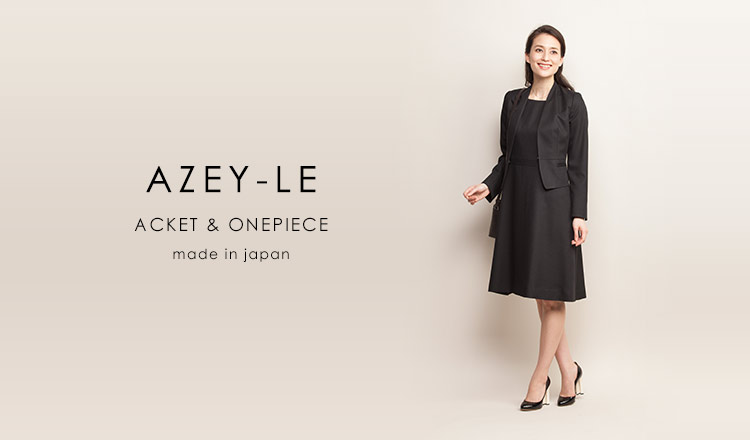AZEY-LE JACKET & ONEPIECE ~made in japan~