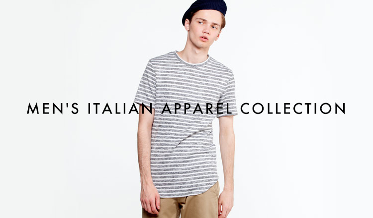 MEN'S ITALIAN APPAREL COLLECTION