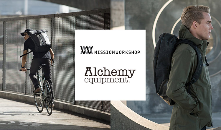 MISSION WORKSHOP/ALCHEMY