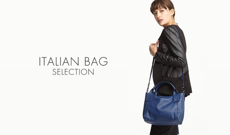 ITALIAN BAG SELECTION