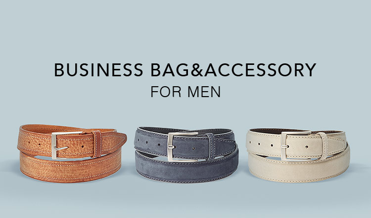BUSINESS BAG&ACCESSORY FOR MEN