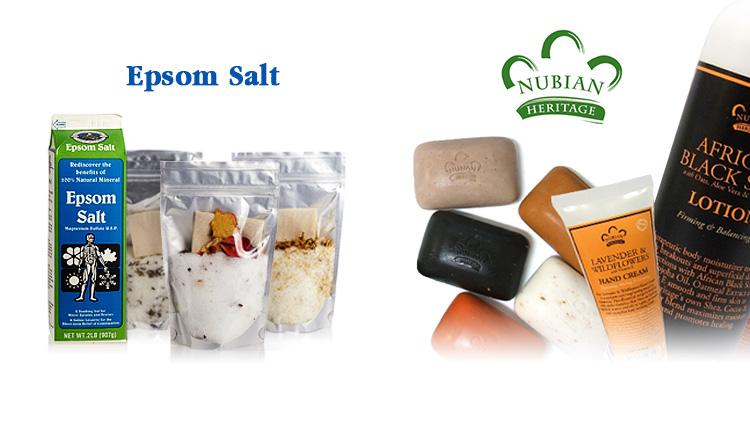 NUBIAN HERITAGE/EPSOM SALT