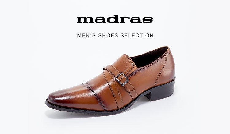 MADRAS MEN'S SHOES SELECTION