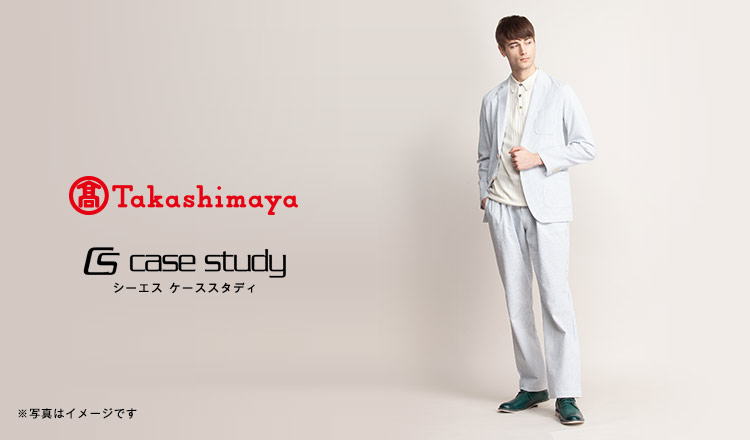 TAKASHIMAYA MEN'S CS CASE STUDY