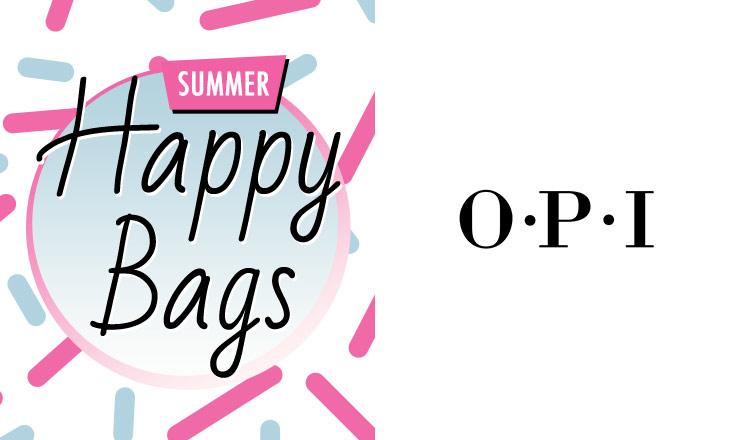 O・P・I_HAPPY BAG