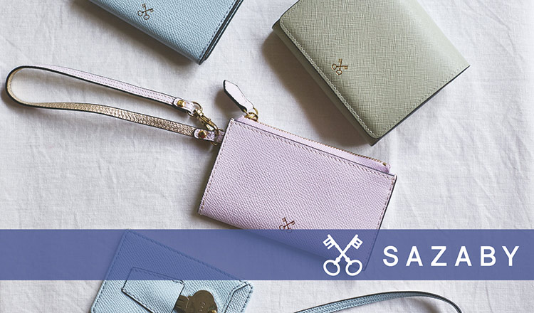SAZABY -SMALL LEATHER GOODS-