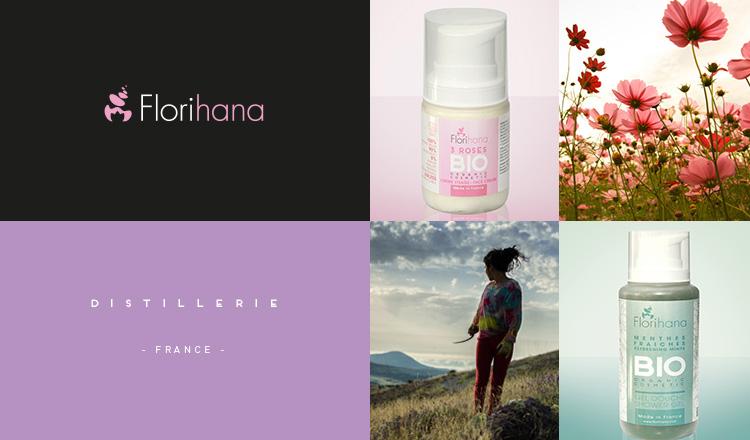 FLORIHANA-天然成分・無添加・100%オーガニックのスキンケア