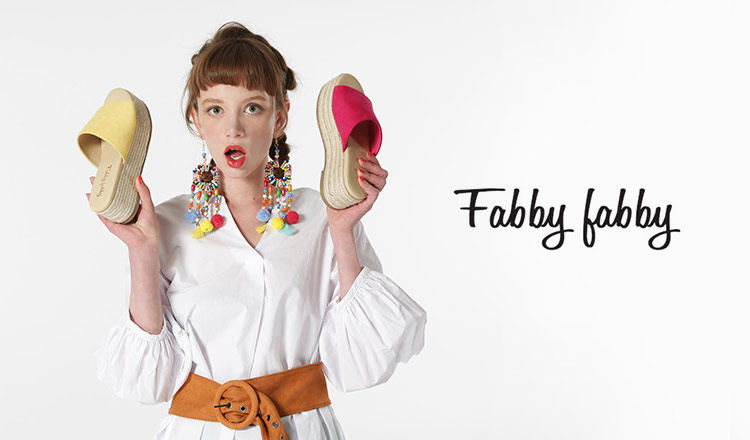 RESORT SHOES SELECTION BY FABBY FABBY
