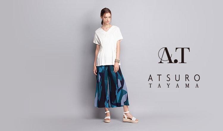 A.T/ATSURO TAYAMA