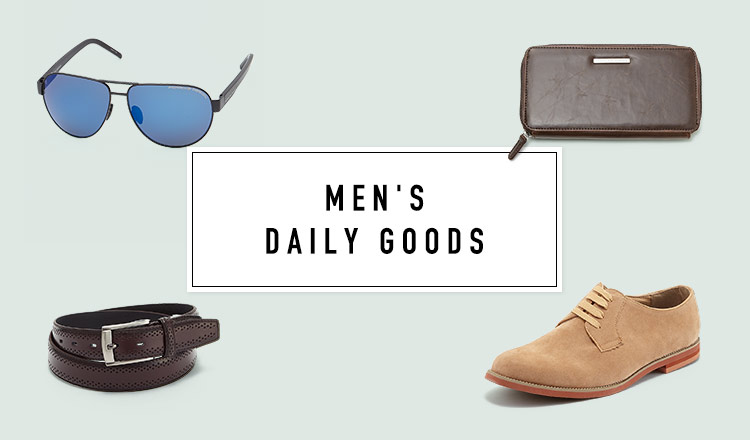 MEN'S DAILY GOODS