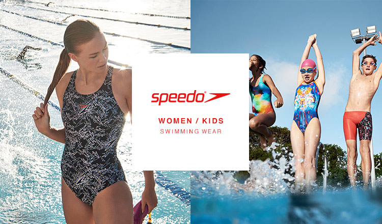 SPEEDO WOMEN/KIDS -SWIMMING WEAR-