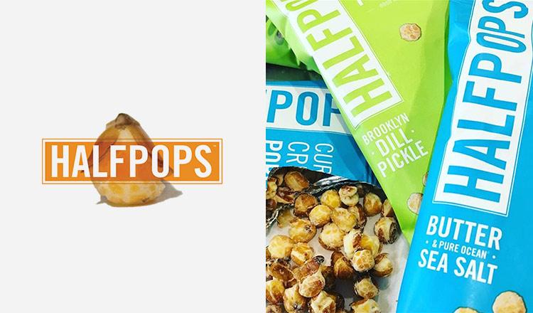 ふしぎな食感のポップコーン-HALFPOPS-(ふしぎな食感のポップコーン-HALFPOPS-)