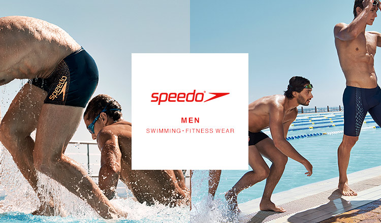 SPEEDO MEN -SWIMMING・FITNESS WEAR-