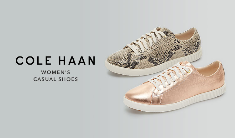 COLE HAAN WOMEN'S CASUAL SHOES