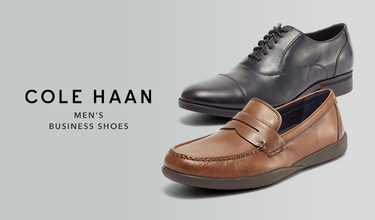 COLE HAAN MEN'S  BUSINESS SHOES