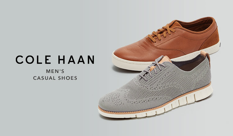 COLE HAAN MEN'S  CASUAL SHOES