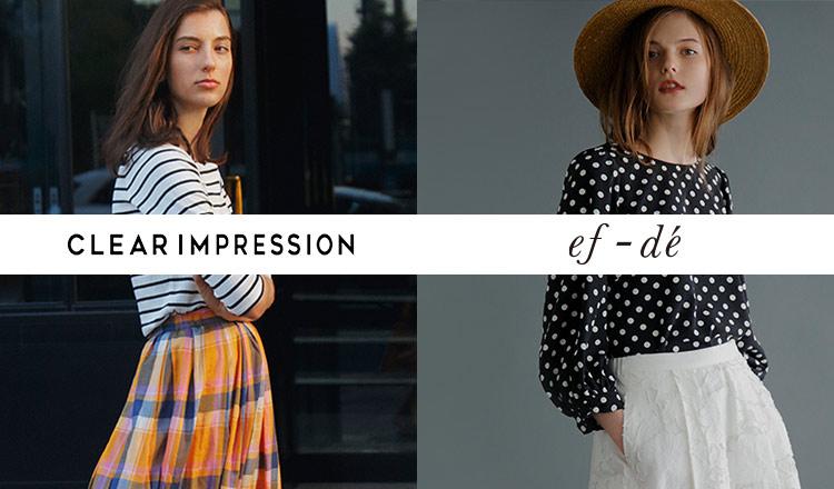 ef-de / CLEAR IMPRESSION