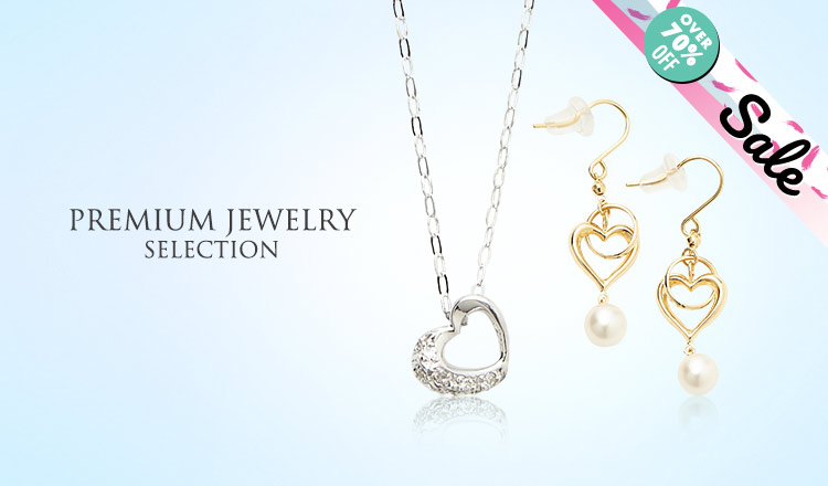 PREMIUM JEWELRY SELECTION_OVER 70%OFF