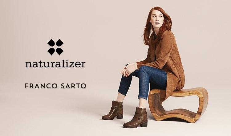 NATURALIZER/FRANCO SARTO