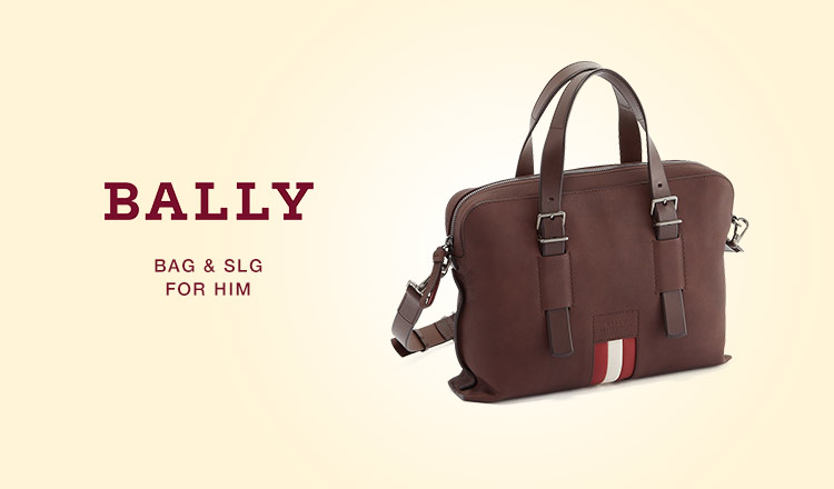 BALLY BAG&SLG FOR HIM