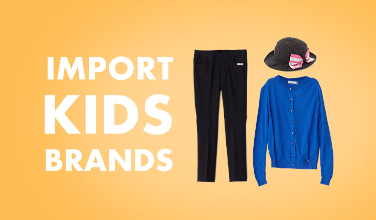 IMPORT KIDS BRANDS