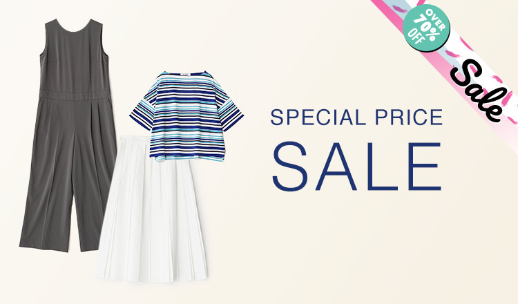 SPECIAL PRICE SALE OVER70%