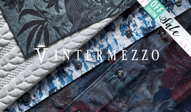 INTERMEZZO_OFF SEASON ITEM_APPAREL