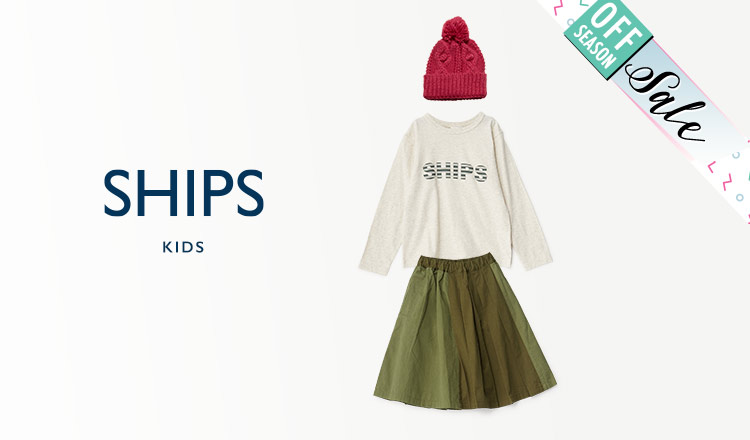 SHIPS KIDS_OFF SEASON ITEM