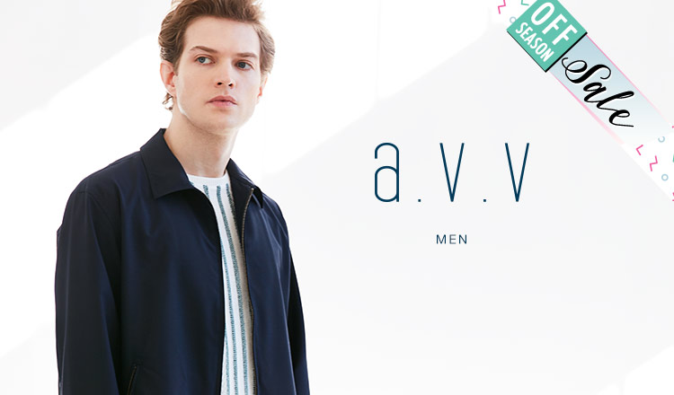 a.v.v Men_OFF SEASON ITEM