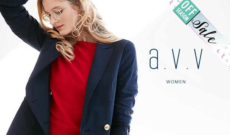 a.v.v Women_OFF SEASON ITEM