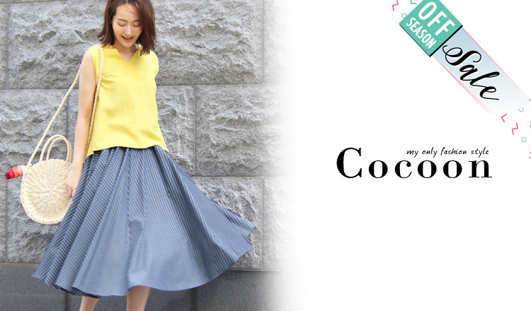 COCOON_OFF SEASON ITEM