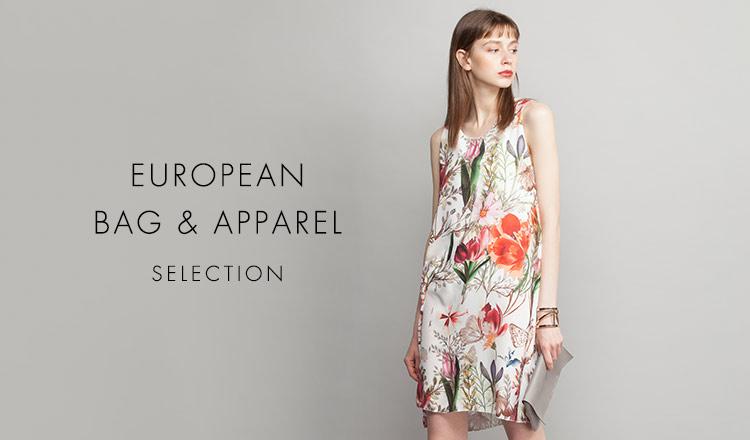 EUROPEAN BAG&APPAREL SELECTION