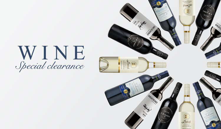 WINE SPECIAL CLEARANCE