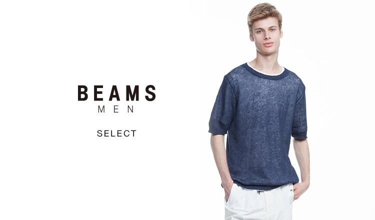 BEAMS MEN -SELECT-