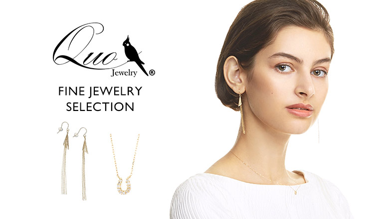 QUO JEWELRY-FINE JEWELRY SELECTION