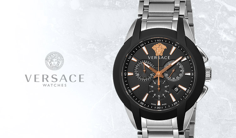 VERSACE -WATCH COLLECTION-