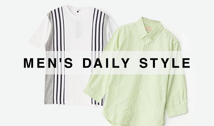 MEN'S DAILY STYLE