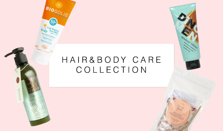 HAIR&BODY CARE COLLECTION