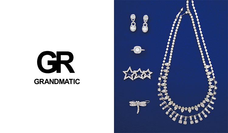 GRANDMATIC  JEWELRY SELECTION