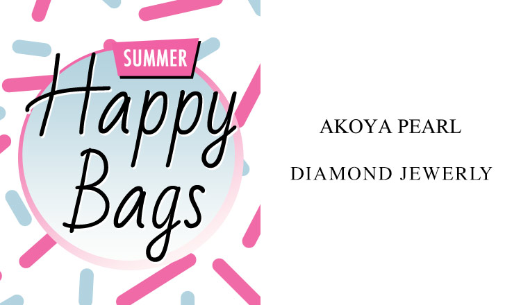AKOYA PEARL/DIAMOND JEWERLY_HAPPY BAG