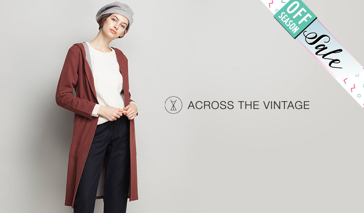 ACROSS THE VINTAGE WOMEN & KIDS_OFF SEASON ITEM