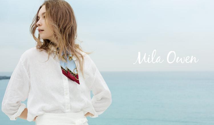 MILA OWEN(ミラオーウェン)