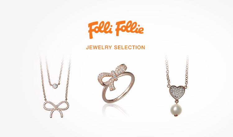 Folli Follie  JEWELRY SELECTION