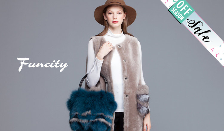 FUNCITY FUR SELECTION_OFF SEASON ITEM