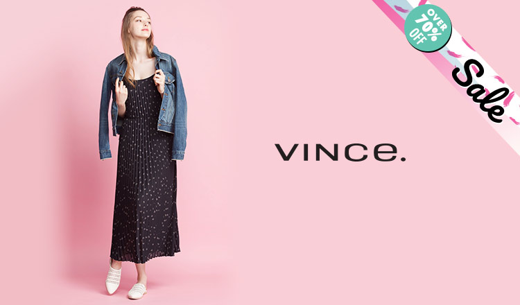 VINCE._OVER70%OFF
